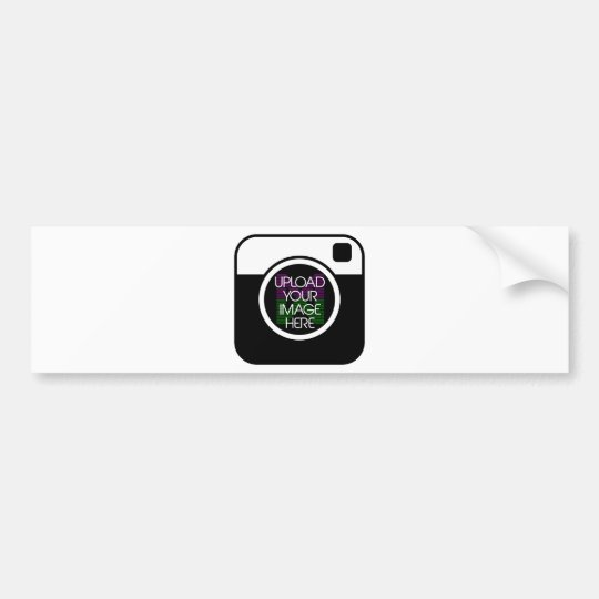 Create Your Own Custom Bumper Sticker