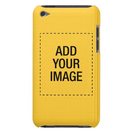 create your own custom barely there iPod case