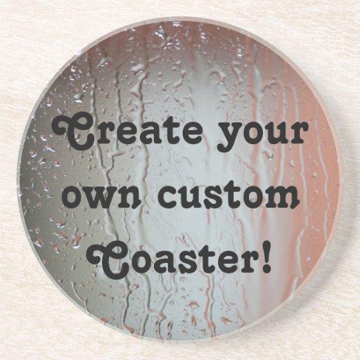 Create Your Own Custom Coaster!