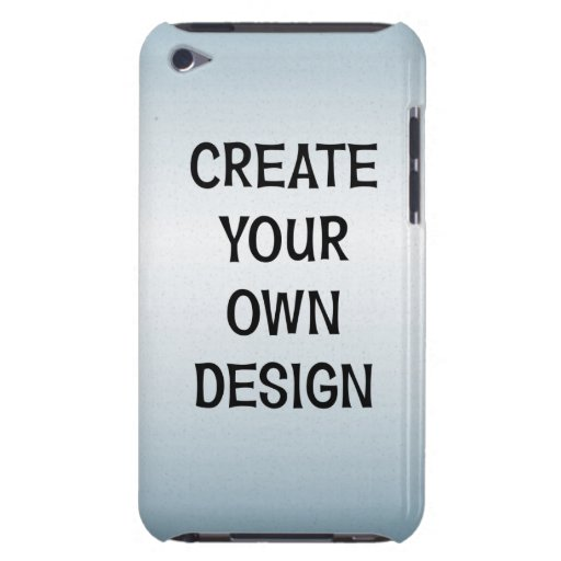 Create Your Own Custom Design iPod Touch Cover