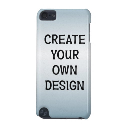 Create Your Own Custom Design iPod Touch 5G Cases