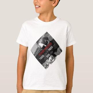 Create Your Own Custom Diagonal Tee Shirt
