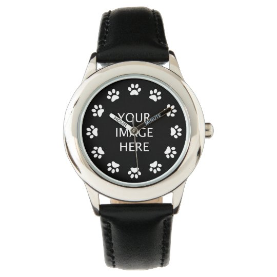Create Your Own Custom Dog Watch
