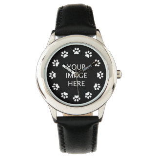 Create Your Own Custom Dog Wristwatches