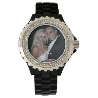 Create Your Own Custom Enamel Rhinestone Watch