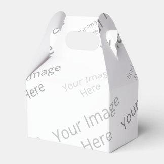 Create Your Own Custom Gable Favor Box