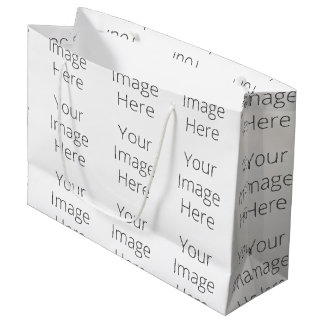 Create Your Own Custom Gift Bag - Large, Glossy