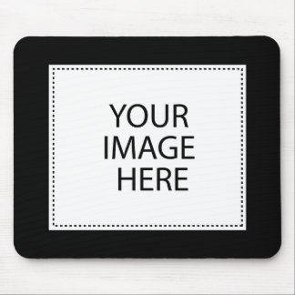 ♪♫♪ CREATE YOUR OWN CUSTOM GIFT - BLANK MOUSEMAT