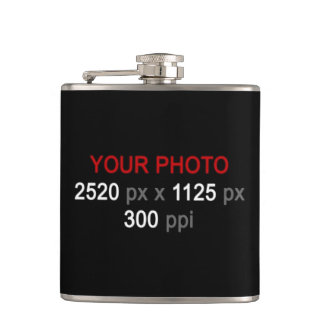 Create Your Own Custom Hip Flask