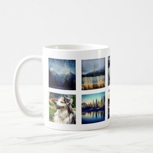 Create Your OWN custom instagram photo Coffee Mug