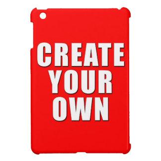 Create Your Own Custom iPad Mini Covers
