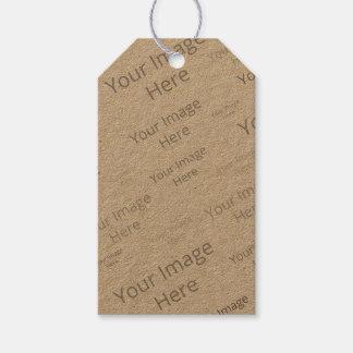 Create Your Own Custom Kraft Gift Tags