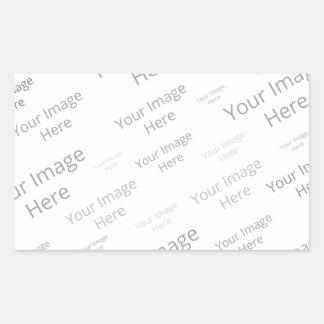 Create Your Own Custom Matte Rectangle Sticker
