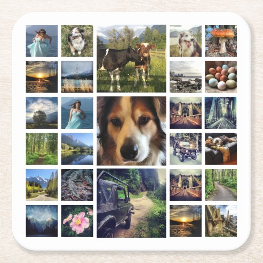 Create Your Own Custom Mega Instagram Photos Square