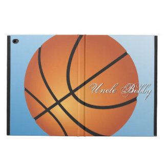 Create your Own Custom Monogram Basketball Powis iPad Air 2 Case