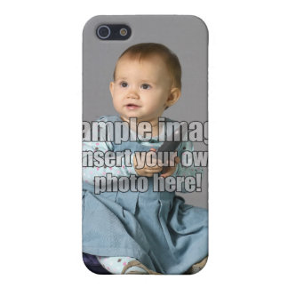Create Your Own Custom Photo Gift iPhone 5/5S Cases