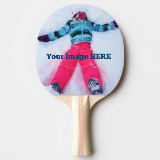 Create Your Own Custom Ping Pong Paddle