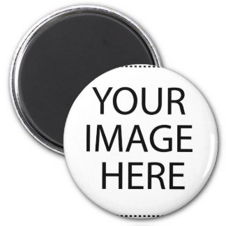 Create Your Own CUSTOM PRODUCT 6 Cm Round Magnet