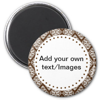 Create your own Custom save the Date Magenets 6 Cm Round Magnet