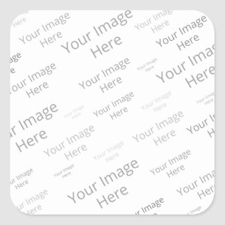 Create Your Own Custom Small Gloss Square Stickers
