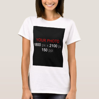 Create Your Own Custom T-Shirt