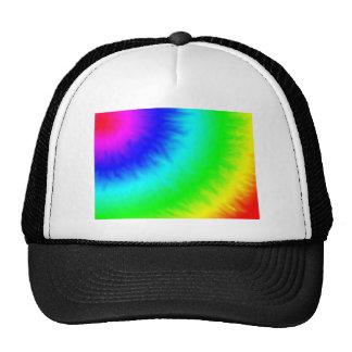 create your own custom tie dye template cap
