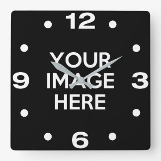 Create Your Own Custom Wall Clocks
