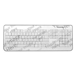 Create Your Own Custom Wireless Keyboard
