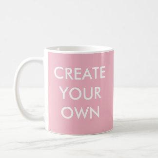 Create Your Own Customisable Large White Mug