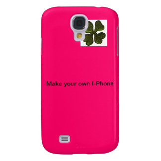 Create Your Own Customizable Case ! Galaxy S4 Cover