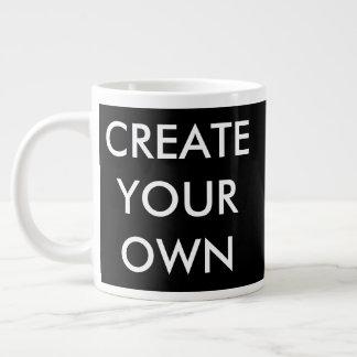 Create Your Own Customizable Giant Mug