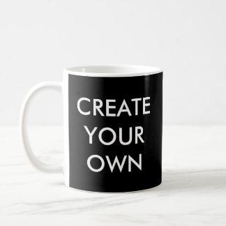 Create Your Own Customizable Large White Mug