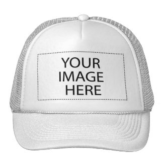 CREATE YOUR OWN - DESIGN YOUR OWN - BLANK TRUCKER HAT