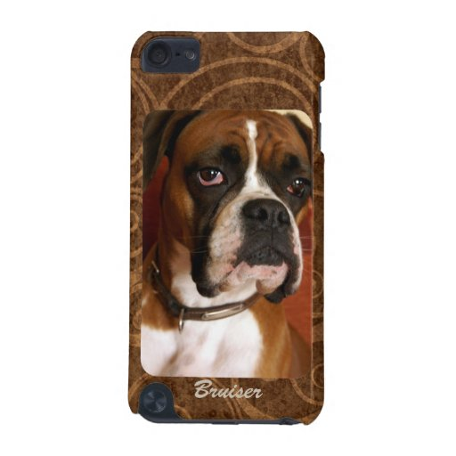Create Your Own Dog Photo iPod Touch (5th Generation) Case