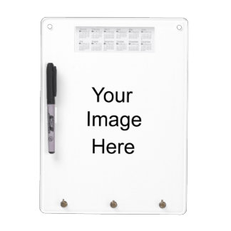 Create Your Own Dry Erase Board w Keychain