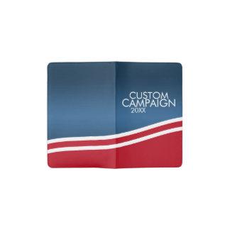 Create Your Own Election Design Pocket Moleskine Notebook