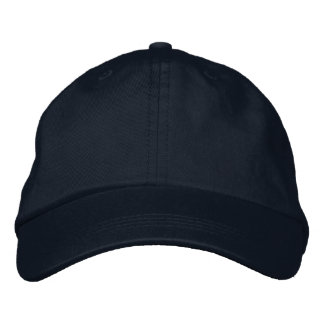 Create your own embroidered cap -