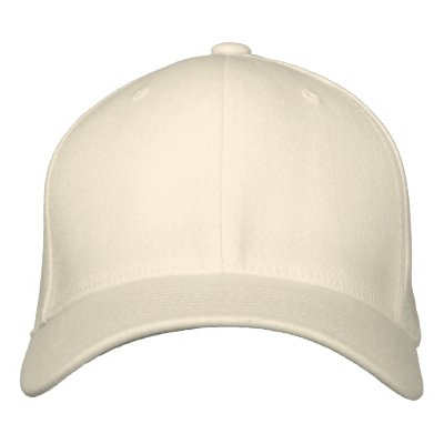 Create your own embroidered cap - Customised