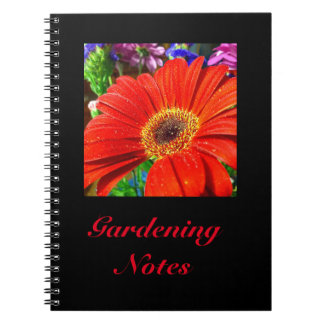 Create your own gardening notebook
