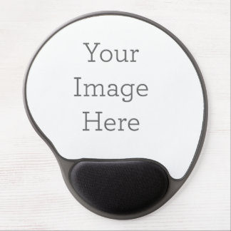 Create Your Own   Gel Mousepad Gel Mouse Mat
