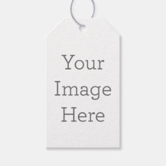 Create Your Own Gift Tags at Zazzle