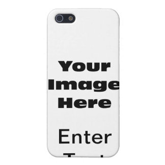 Create Your Own Gift Template Case For iPhone 5/5S