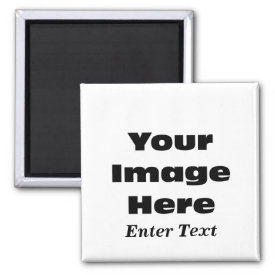 Create Your Own Gift Template Fridge Magnet at Zazzle
