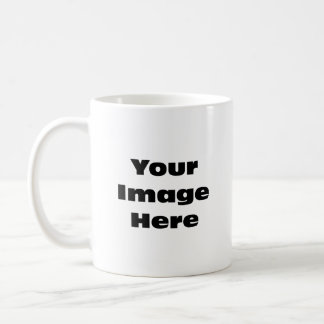 Create Your Own Gift Template Coffee Mug