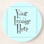 ♪♫♪ Create Your Own Gifts ~ Customise Blank Coaster