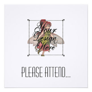 ♪♫♪ Create Your Own Gifts ~ Customise Blank Custom Invites