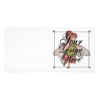 ♪♫♪ Create Your Own Gifts ~ Customize Blank Customized Photo Card