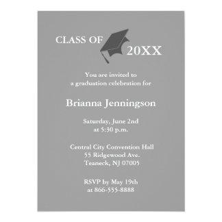 Create Your Own Graduation Invitation 5