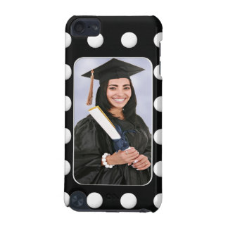Create Your Own Graduation Photo Polka Dot iPod Touch (5th Generation) Case