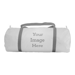 Create Your Own Gym Duffle Bag